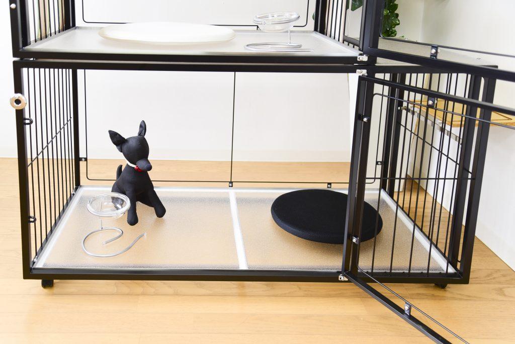 犬猫用ドッグケージ