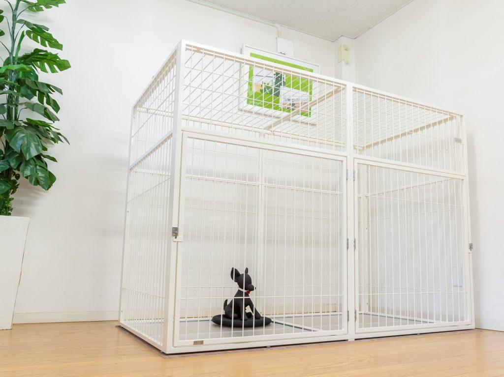 超大型犬のペットケージ