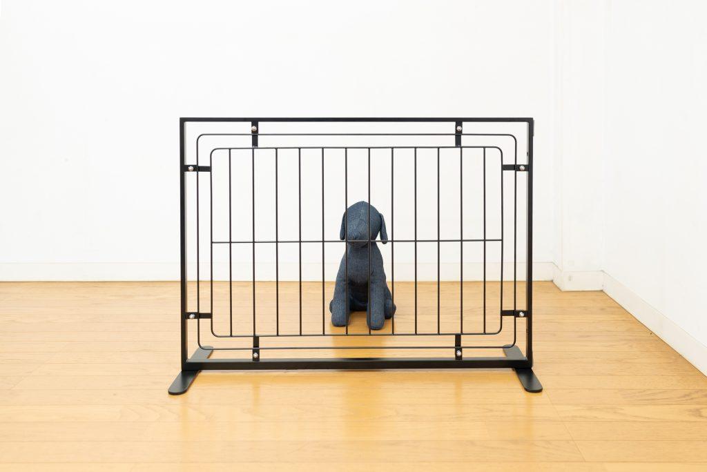 小型犬用のペットフェンス